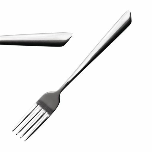 Juego de 12 tenedores de postre Comas modelo Nice DS006