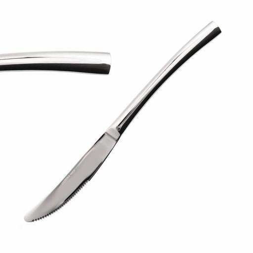 Juego de 12 cuchillos de mesa Comas modelo Madrid DS041
