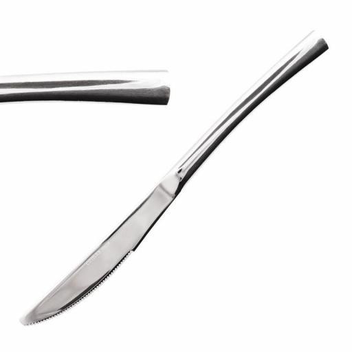 Juego de 12 cuchillos de postre Comas modelo Madrid DS044