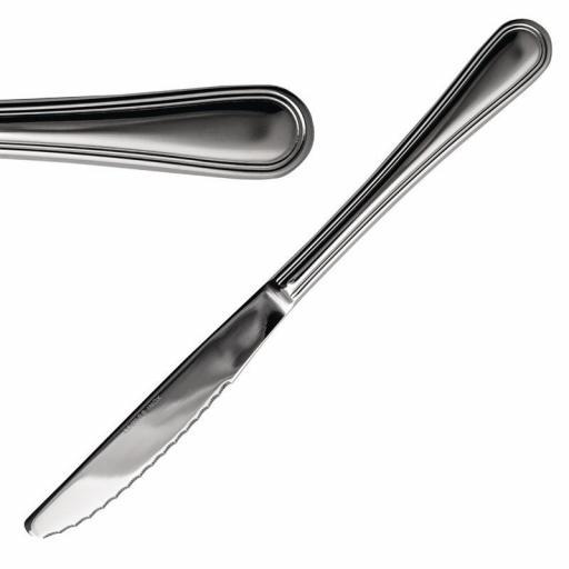 Juego de 12 cuchillos de mesa Comas modelo Bilbao DS069