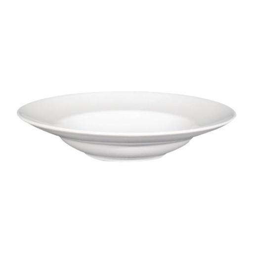 Juego de 6 platos de porcelana para pasta 265(Ø)mm Saturnia Napoli DS175