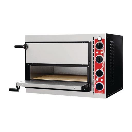 Horno de pizza de doble cámara Modelo Pisa Gastro M DS181. El nuevo horno pizzero de 2018