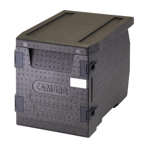Contenedor de polipropileno 60L. carga frontal Go Cambro DW564
