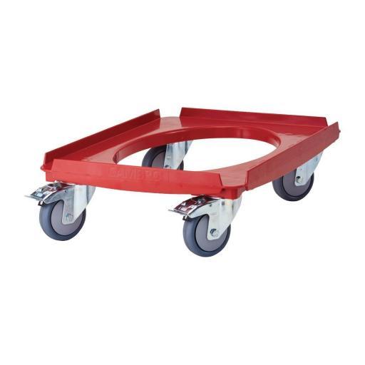 Carro de transporte para cajas isotérmicas Cambro DW569