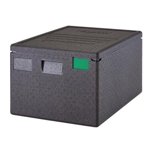 Contenedor de carga superior para bandejas pasteleras Camgo Cambro DW582