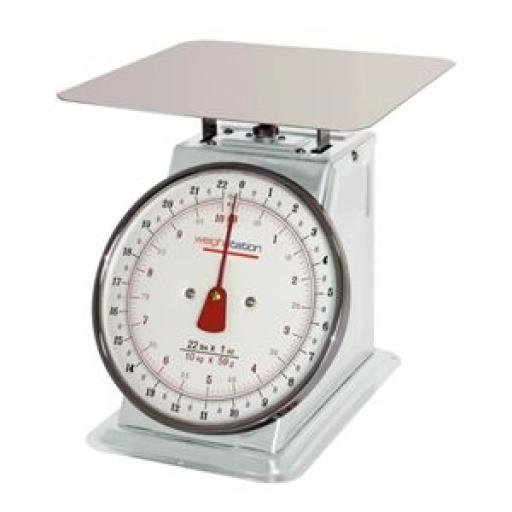 Balanza de cocina de plataforma Weighstation