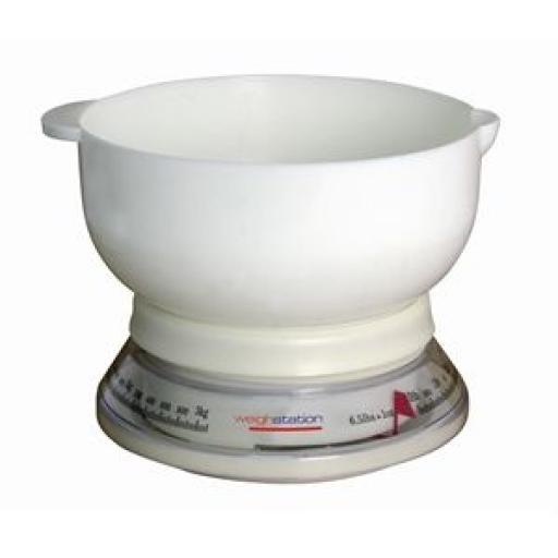 Balanza de cocina Add & Weigh 3Kg. Weighstation F183