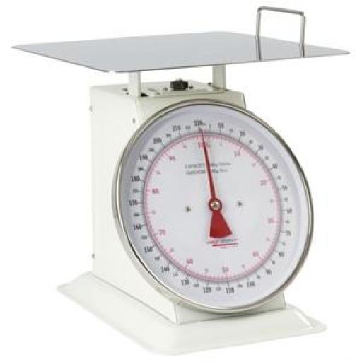 Balanza con plataforma extra grande 100kg. Weighstation F187 [0]