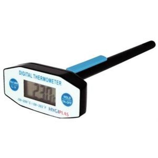 Termómetro digital en forma de T Hygiplas F306