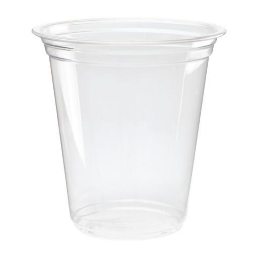Caja de 1.000 vasos compostables PLA para bebidas frías 340ml Fiesta Green FA342