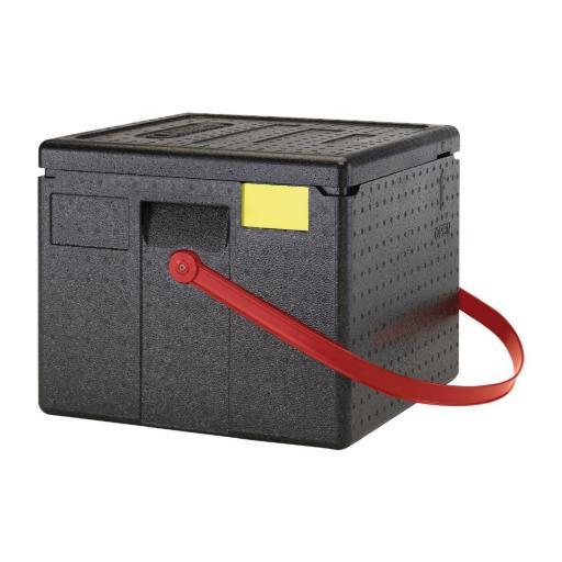 Caja isotérmica para transportar pizza Cambro FB121
