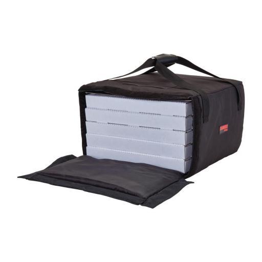 Bolsa de nylon y vinilo para reparto de pizzas extra grande Cambro GoBag FB279 [0]