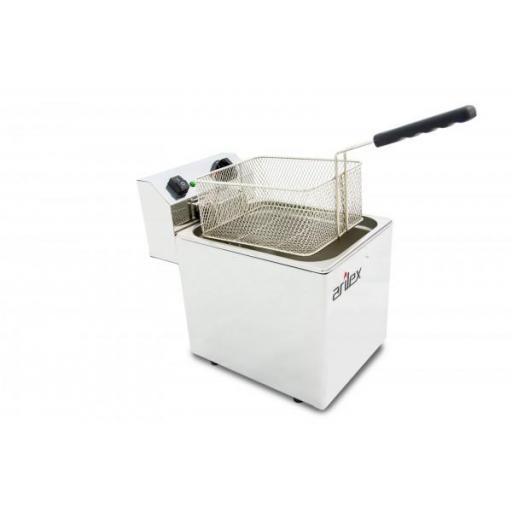 Freidora eléctrica de 10 litros Arilex Evolution EVO10