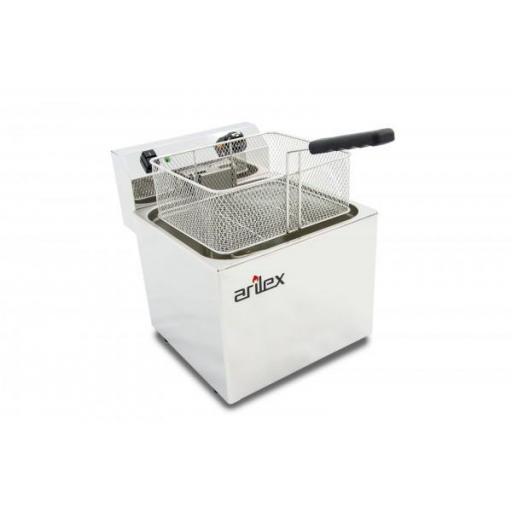 Freidora eléctrica de 12 litros Arilex Evolution EVO12