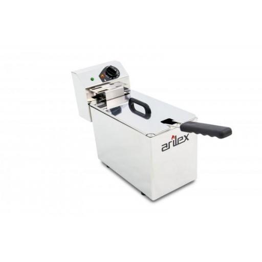 Freidora eléctrica de 5 litros Arilex Evolution EVO5