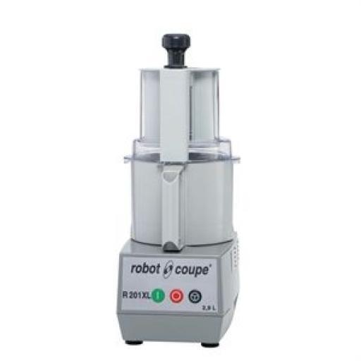 Máquina procesadora de alimentos y corta verduras R201 Robot Coupe GC764 [1]