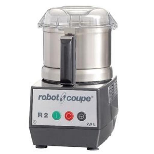 Máquina procesadora de alimentos R2 Robot Coupe GC768 [0]