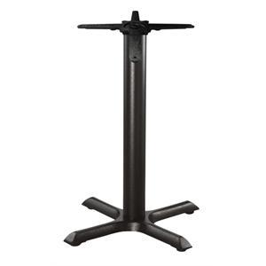 Pie de mesa de hierro fundido Bolero de 720mm. de alto y 395mm. de base GD385