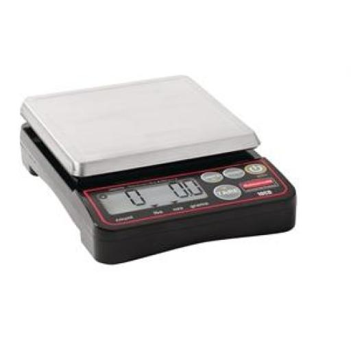 Balanza digital compacta 5kg. Rubbermaid GD726