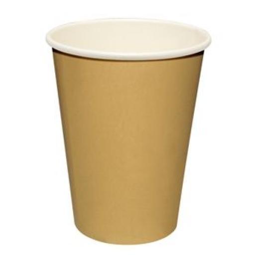 Vasos para bebidas calientes marrones Olympia
