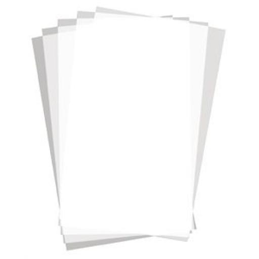 Láminas de papel antigrasa (Caja de 500) GF037