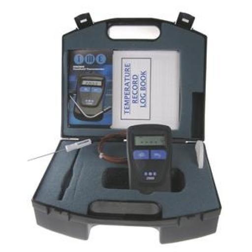 Kit termómetro Sous Vide TME GG729
