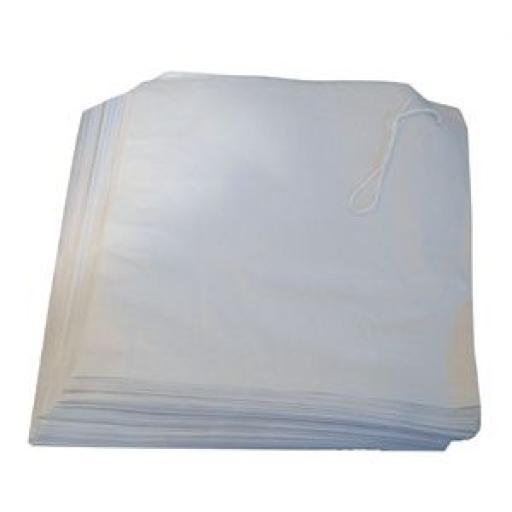 Bolsas de papel blancas (Caja de 1.000) GH035 [1]