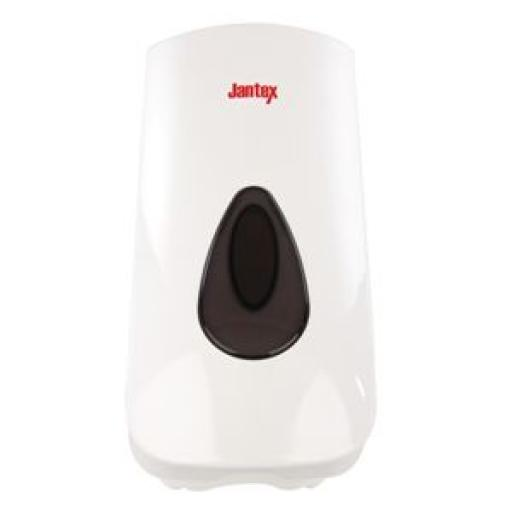 Dispensador de jabón espuma Jantex GH085