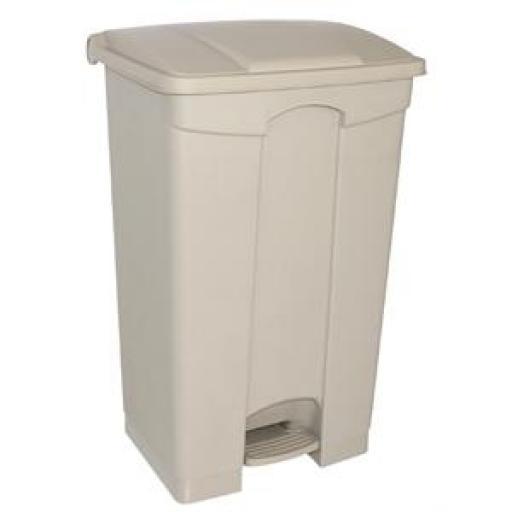 Cubo de basura a pedal Jantex [0]