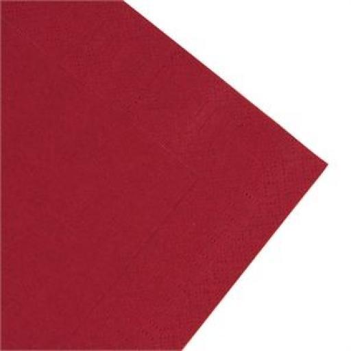 Servilleta tissue 3 capas Duni Lunch 330mm. (Caja de 1.000) [3]