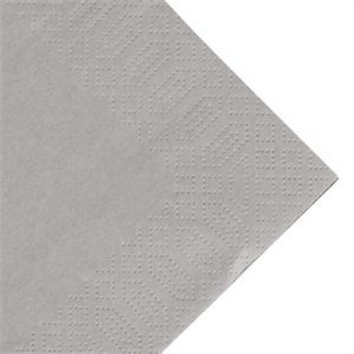 Servilleta tissue 3 capas Duni Dinner 400mm. (Caja de 1.000) [3]