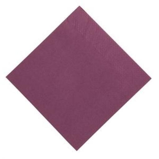 Servilleta tissue 3 capas Duni Dinner 400mm. (Caja de 1.000)