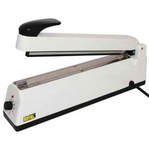 Sellador de bolsas de plástico 300mm Caterlite GJ459