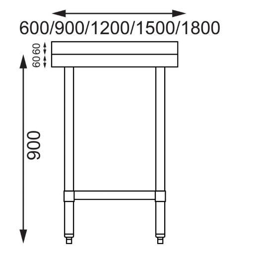mesa acero inoxidable [2]