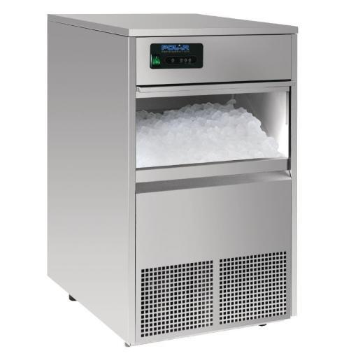 máquina hielo Polar