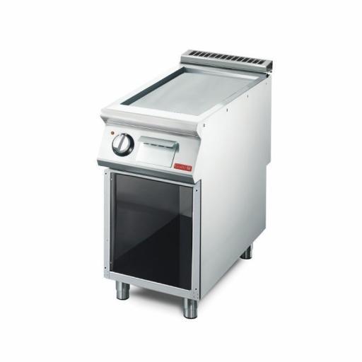Plancha eléctrica con mueble 70/40 FTES línea 700 Gastro M GN100