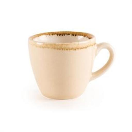 Juego de 6 tazas de café 85ml. Olympia Kiln [1]