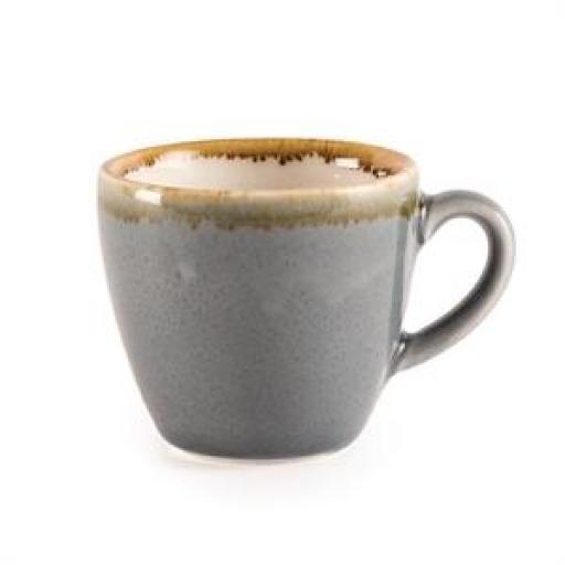 Juego de 6 tazas de café 85ml. Olympia Kiln [2]