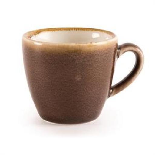 Juego de 6 tazas de café 85ml. Olympia Kiln [3]