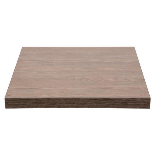 Tablero de mesa cuadrado 600mm Bolero