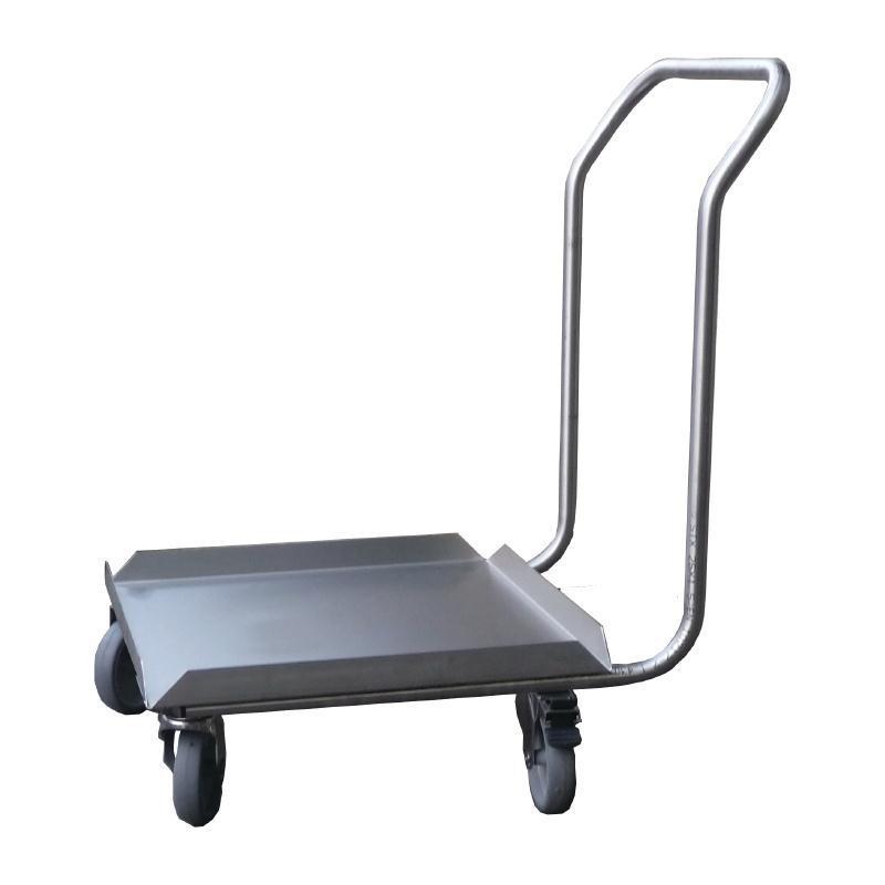 Carro para transporte de bandejas de lavavajillas 50x50 Gastro M GS026
