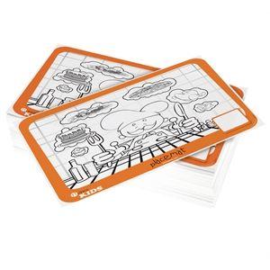 Mantel individual para niños (Caja de 200) Dining Kids H122