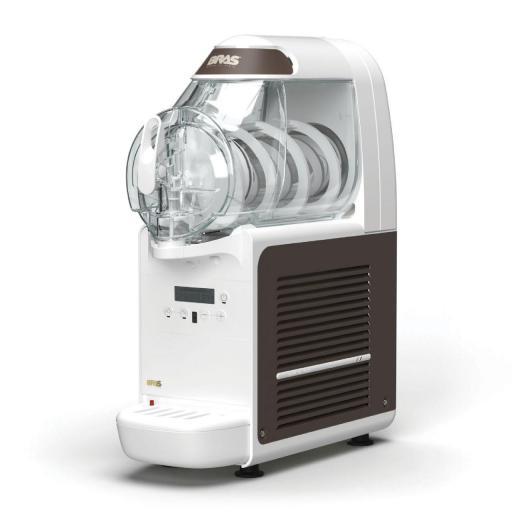 Máquina de preparación de helado soft 6L. Bras B-Cream1HD Línea Milán