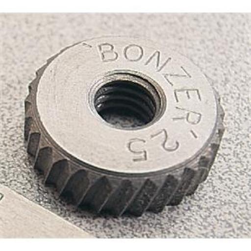 Rueda de repuesto 25mm. para abrelatas Bonzer EZ20 J073