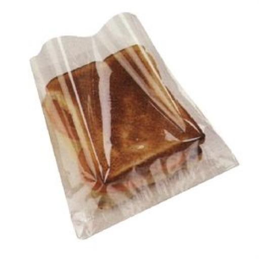 Bolsas desechables para tostado de sandwiches (Paquete de 1.000) J529