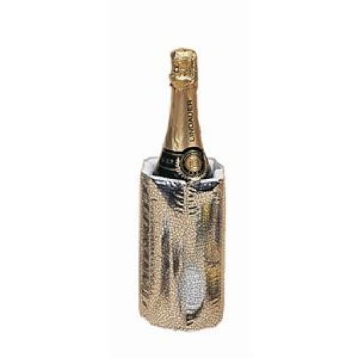 Enfriador de botellas de vino rápido Vacu Vin K511