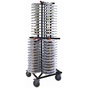 Torre emplatadora 104 porta platos movil Jackstack L531