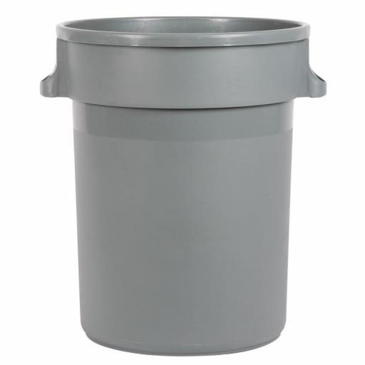 Cubo de basura de 120L. Jantex L623