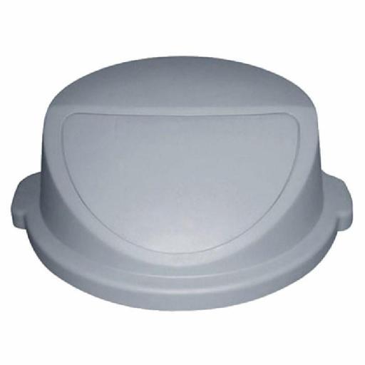 Tapa basculante para cubo de basura 80L Jantex L680