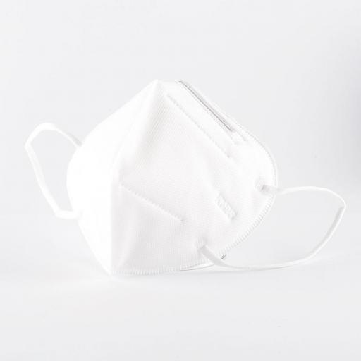Caja de 100 mascarillas respiratorias KN95 10GB2626 [1]